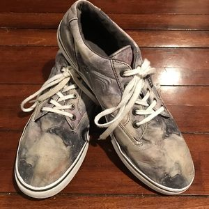 Vans Smokey Universe Sneakers. Women 10. Men 8.5